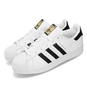 Adidas Superstar Sneakers Male US 6 / Female US 8